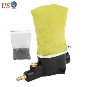 Auto Car Pneumatic Air Spark Plug Cleaner Tool Cleaning With Blasting Abrasive