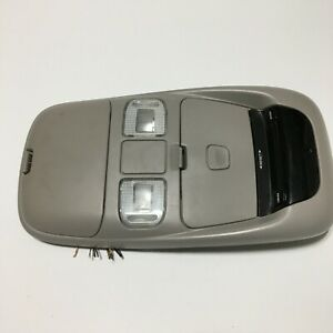 1998 2001 Dodge Ram 1500 Oem Overhead Console W Display Repaired