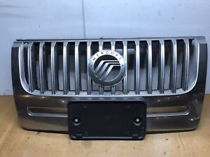 2008 2011 Mercury Mariner Grill Grille With Emblem Factory Oem 08 11