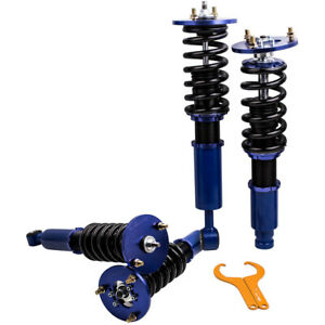 Racing Coilovers Shocks Kits For Mitsubishi Eclipse 1995 1999 Adj Height Set