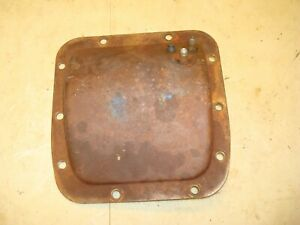1959 Ford 881 Tractor Sos Select O Speed Transmission Cover 600 800