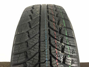 1 General Grabber Arctic P245 70r17 245 70 17 New Tire Missing Sticker