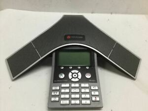 Polycom Soundstation Ip 7000 Poe Voip Conference Speakerphone 2201 40000 001