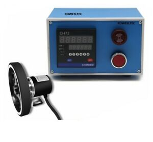 Electronic Encoder Wheel Roll To Measure The Length Meter Record Ch72