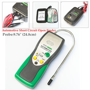 Auto Short Circuit Open Finder Cable Transmitter Receiver Diagnostic Repair Kit