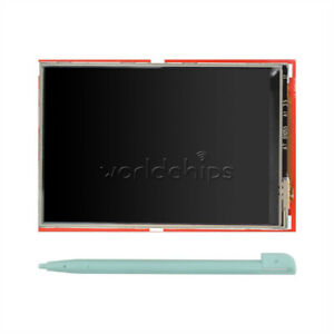 3 5 Inch 480x320 Tft Lcd Touch Screen Display Board For Arduino Uno R3 Mega2560