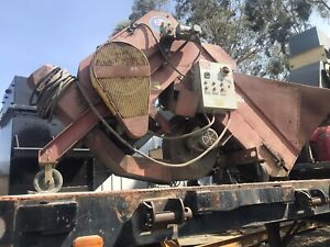 Cp250 Used Can Flattener Densifies Recycling Machine