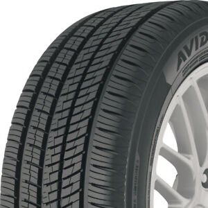 2 New 215 60r16 95h Yokohama Avid Ascend Gt 215 60 16 Tires