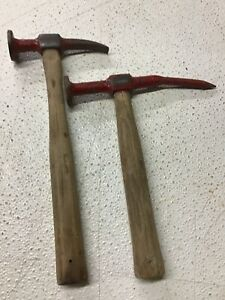 Blue Point Vintage Tools Usa Bf 608 Bf 613 Auto Body Hammers B 4