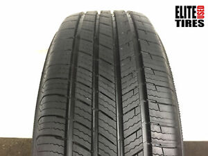 1 Michelin Defender T H P225 60r17 225 60 17 Tire Driven Once