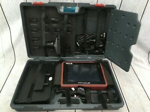 Matco Maximus Original Diagnostic Scanner With Keys Accessories Case