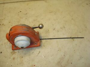 1959 Ford 881 Tractor Sos Selectospeed Shifter Lever 800 900