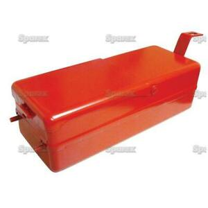 S 60587 Tool Box Nca17005a Fits Ford fits New Holland