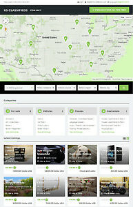 Classifieds Ads Website With Google Map Free Hosting