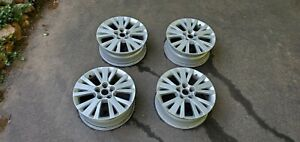 2009 2010 Mazda 6 17x7 Painted Alloy Wheels Set Of 4