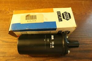 Nos Nib Napa Echlin 6 Volt Ignition Coil Ic 9
