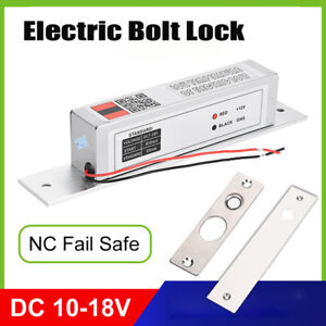 Nc Mode Electric Lock For Door Access Control Home Intelligent Lock Small Doors