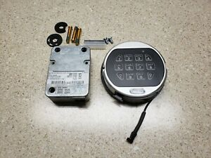 Kaba Lagard 39e Dead Bolt Safe Lock And Keypad Used