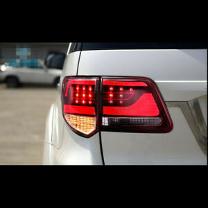 Led Tail Lights Rear Lamp Tail Lamp For Toyota Fortuner 2012 2015