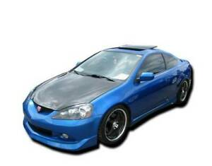 Vis Racing Carbon Fiber Hood Oe Style For Acura Rsx 2dr 02 06