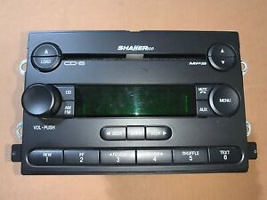 2005 2006 Ford Mustang Radio Receiver Cd Mp3 Player