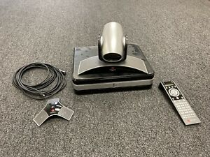 Polycom Hdx 8000 Ntsc Video Conference System With Camera And Mic