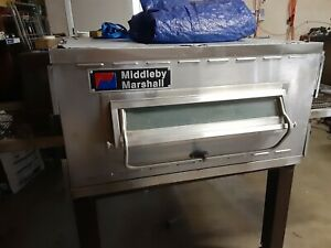 Middleby Marshall Pizza Oven Electric Conveyor Oven Middleby Model Ps536es