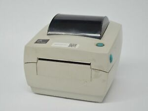 Zebra Lp 2844 Direct Thermal Printer For Barcodes And Shipping Labels serial usb