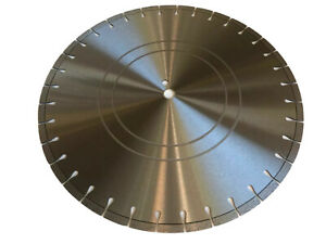 20 Inch Laser Welded Diamond Saw Blade For Cutting Concrete Bricks Stone And