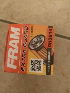 Fram Ph3614 Extra Guard Spin On Oil Filter Sure Grip
