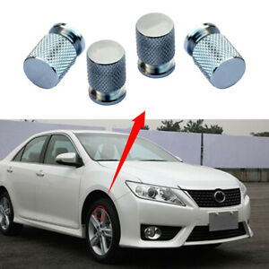 Tire Rim Valve Wheel Air Dust Cover Stem Caps Fit For Toyota Camry 1989 2020