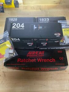 Air Tool Kit Astra Aircat Impacts Ratchet And Die Grinder New Items