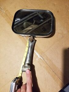 Vintage Truck Rat Rod Side Mirror 7 1 2 X 5 1 2