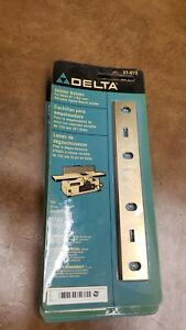 Delta 37 072 Jointer Knives 6 2 Pack