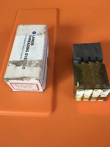 Landis Threading Systems Chasers 11211 Quad Unc Hs 1 1 4 7 Nos