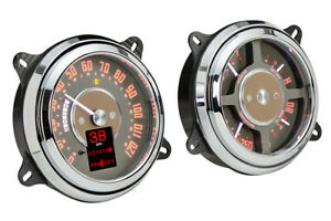 1947 1948 1949 1950 1951 1952 1953 Chevy gmc Pick Up Truck Gauges Rtx 47c pu x