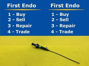 Olympus Enf gp Rhinolaryngoscope Endoscope Endoscopy 707 S75 _