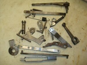 1961 John Deere 2010 Gas Tractor 3pt Lift Linkage Parts