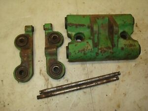1961 John Deere 2010 Gas Tractor 3pt Top Link Bracket Parts