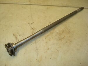 1961 John Deere 2010 Gas Tractor Pto Shaft