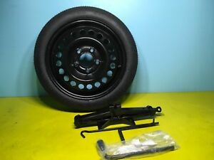 Spare Tire With Jack Kit Fits 2012 2013 2014 2015 2016 2017 Hyundai Veloster