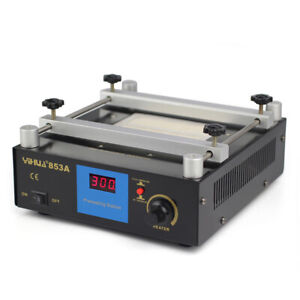 Hot Plate Preheating Oven Welder Smd Pcb Hot Plate Preheat Bga Rework Station