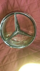 Mercedes 190sl Star W121 Oem Used Complete Front Star Assembly 190 300 Sl W198