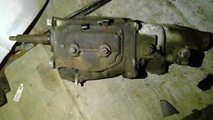 Transmission Assembly Chevrolet Chevy Camaro 82 T 10 5 0l Manual 4bc