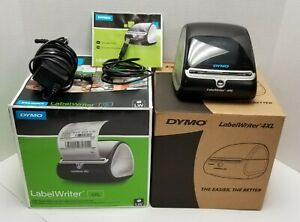 Dymo Labelwriter 4xl Thermal Label Printer 1738542 W Cables Labels tested