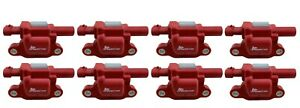 8 Pack Hi Performance Ignition Coils For Chevy Gm Gmc V8 12570616 12611424 Uf413