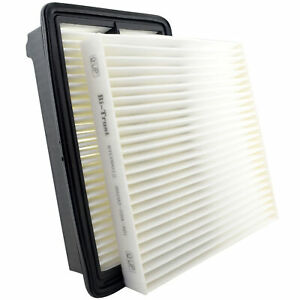 Combo Set Engine And Cabin Air Filter For Acura Ilx 13 15 Honda Civic 12 15 2 4