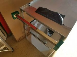 Stainless Steel Utility Cart For Kitchen Or Tools