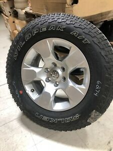 2020 Ram 1500 18 Oem Tires Wheels Laramie Falken Wildpeak New Takeoffs