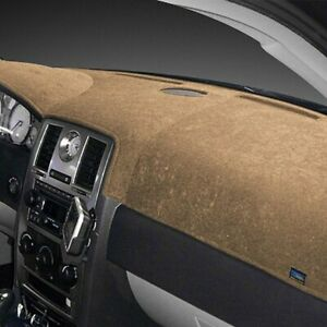 For Ford Galaxie 500 65 66 Dash Designs Brushed Suede Oak Dash Cover